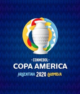 Se reveló el logo de la Copa América Argentina-Colombia