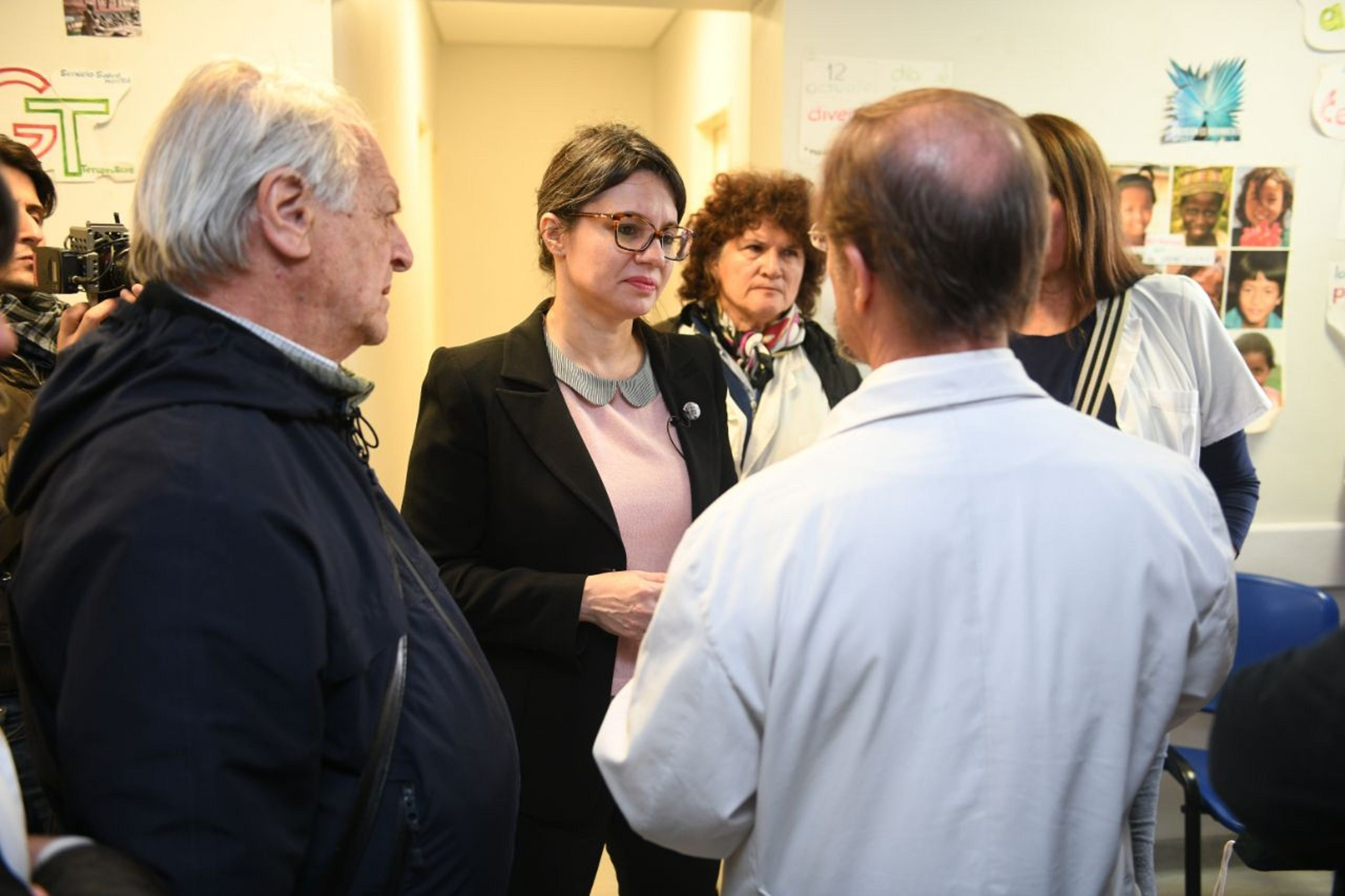 Marziotta agradeció a los vecinos y vecinas y ratificó su compromiso con la Ciudad
