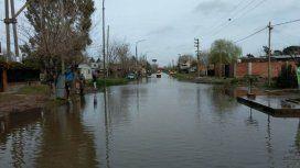 Sigue el drama de las inundaciones en Provincia: hay 7000 evacuados