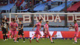 En la previa del Superclásico, los suplentes de River empataron con Arsenal en Sarandí