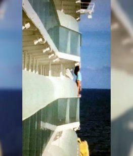 Por una selfie la expulsaron de por vida de un crucero
