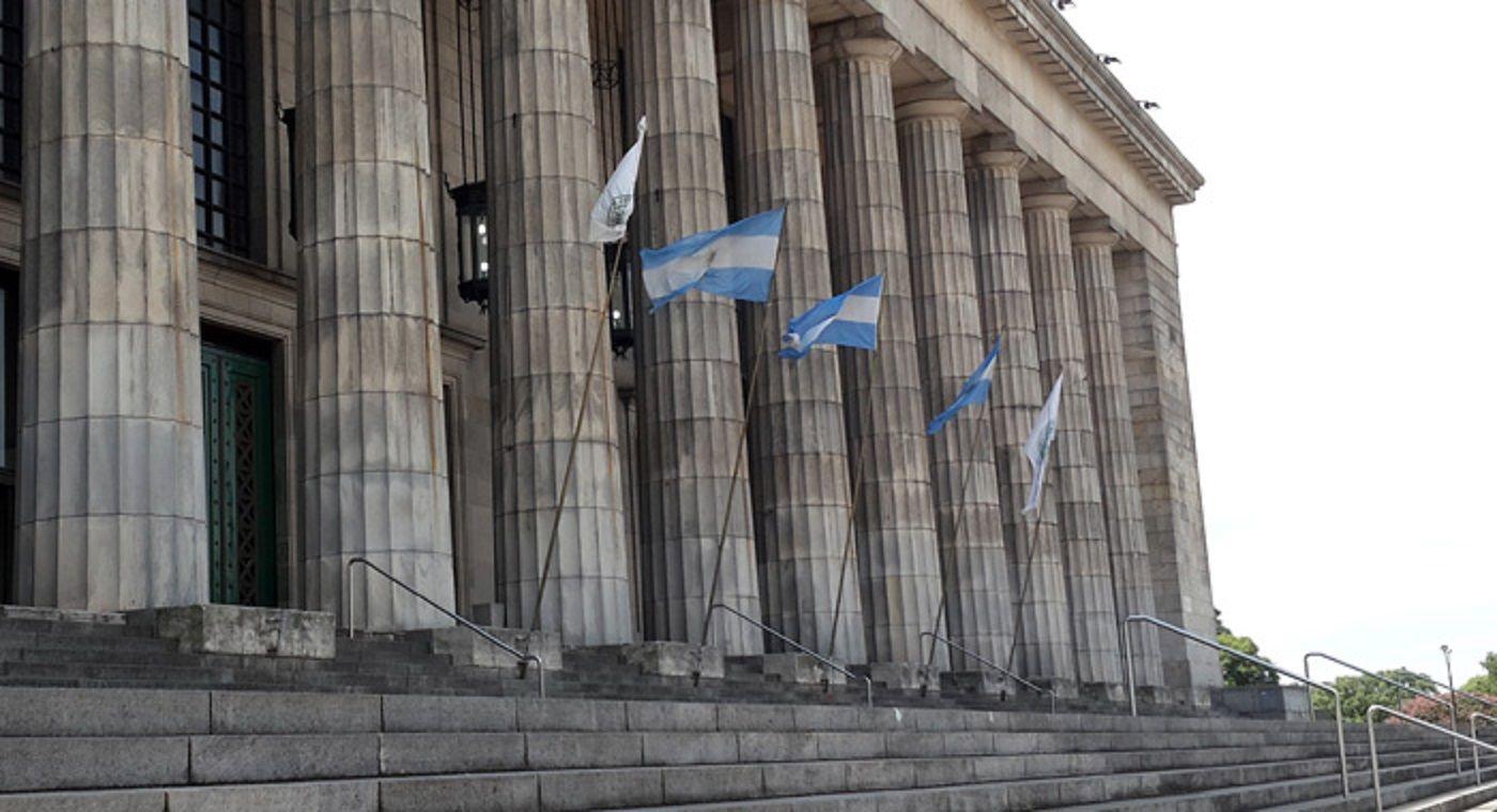 Facultad de Derecho, el emblemático espacio de Buenos Aires donde se realizará el debate presidencial