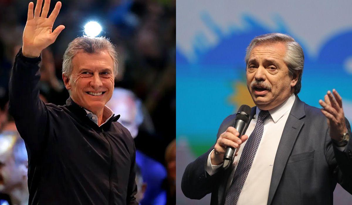 Macri y Fernández cerrarán sus campañas electorales en Córdoba y Mar del Plata