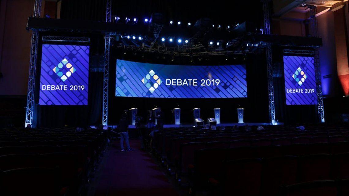 Debate presidencial: transmisión especial de C5N