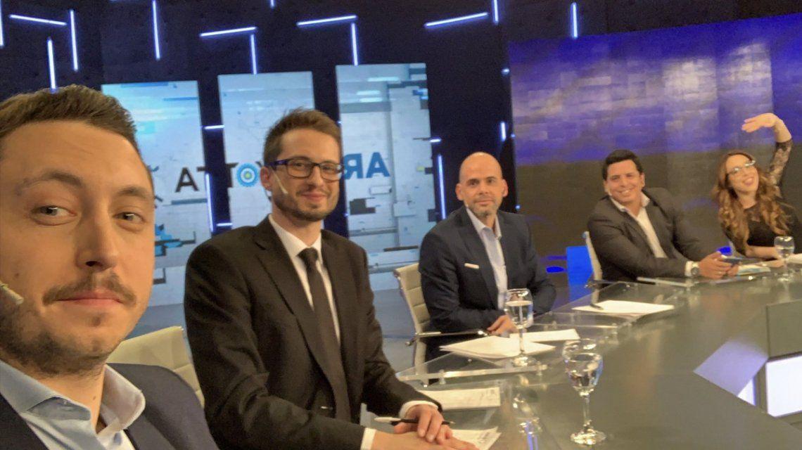 C5N, primero en rating durante el segundo debate presidencial