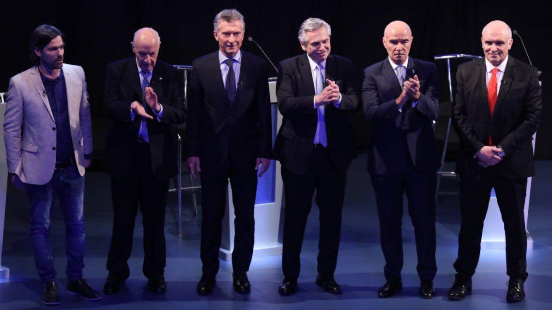 Comunicación no verbal: lo que dijeron los candidatos con su cuerpo en el segundo debate presidencial