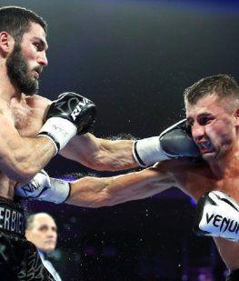 Boxeador sale del hospital luego de la conmoción por un KO