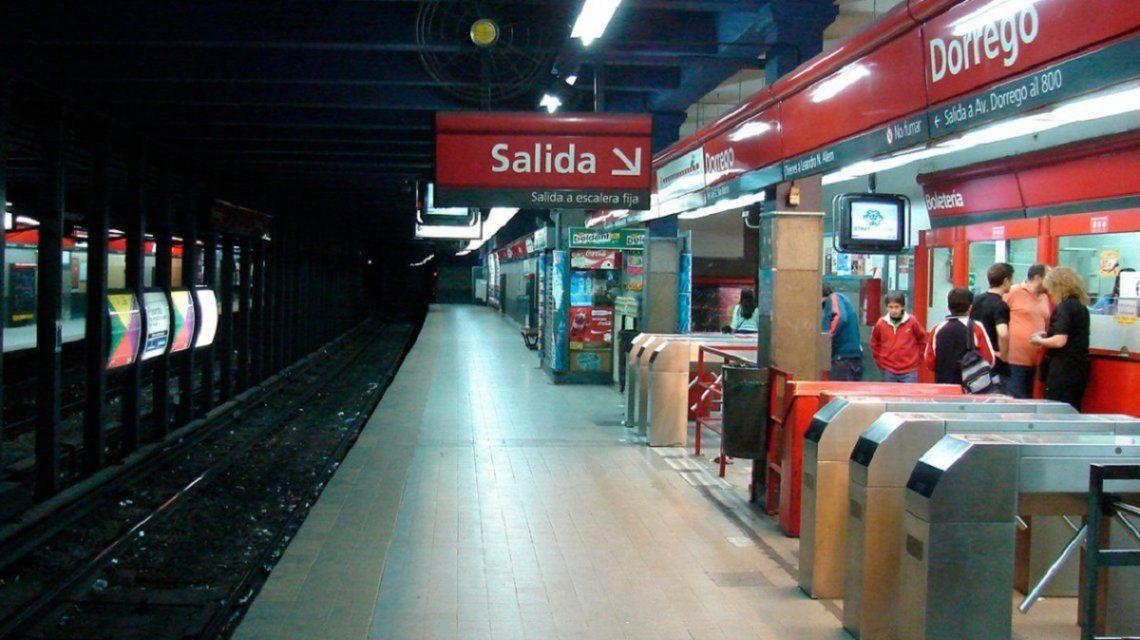 Se levantó el paro de subtes en la línea B: el servicio vuelve a las 13