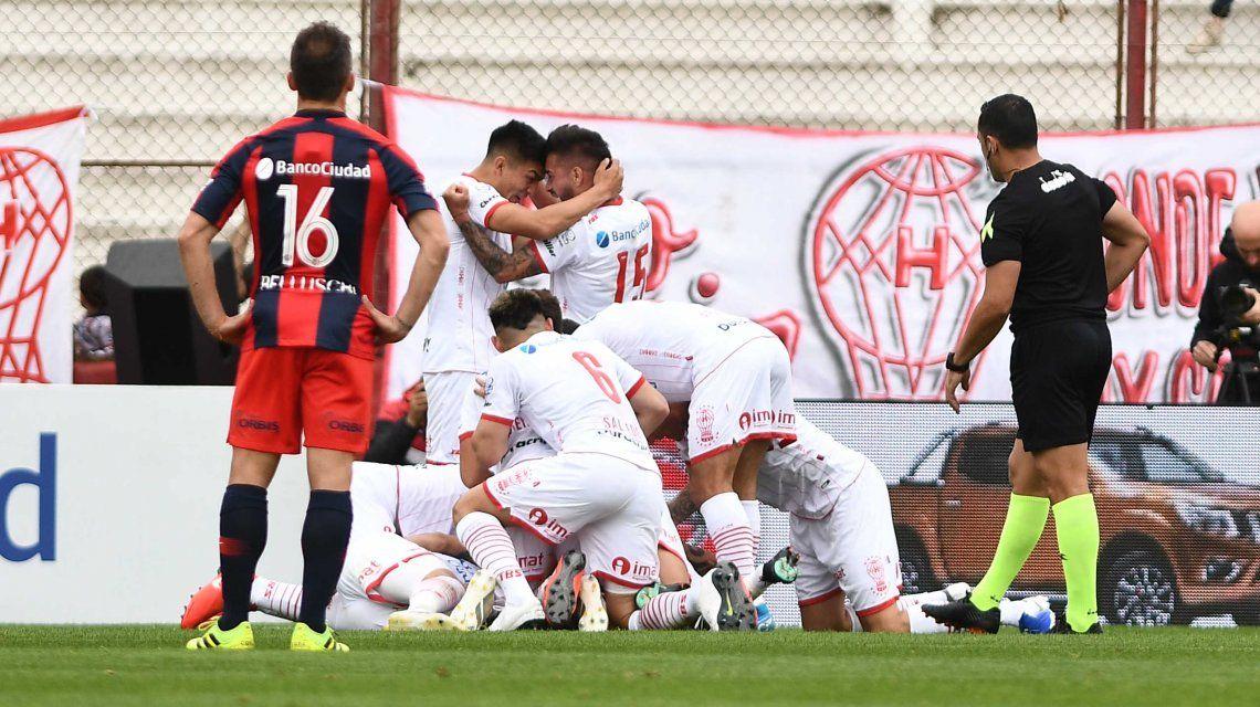 La AFA habilitó a Huracán a incorporar jugadores y abre un nuevo frente de conflicto con la Superliga
