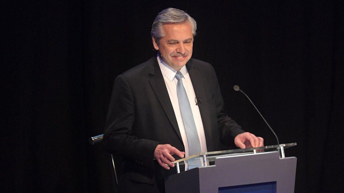 Alberto Fernández, tras el segundo debate: «Macri ya es parte de la historia»