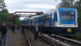 Tigre: descarriló una formación del tren Mitre