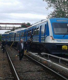 Descarriló un tren en Tigre y evacuaron a todos los pasajeros