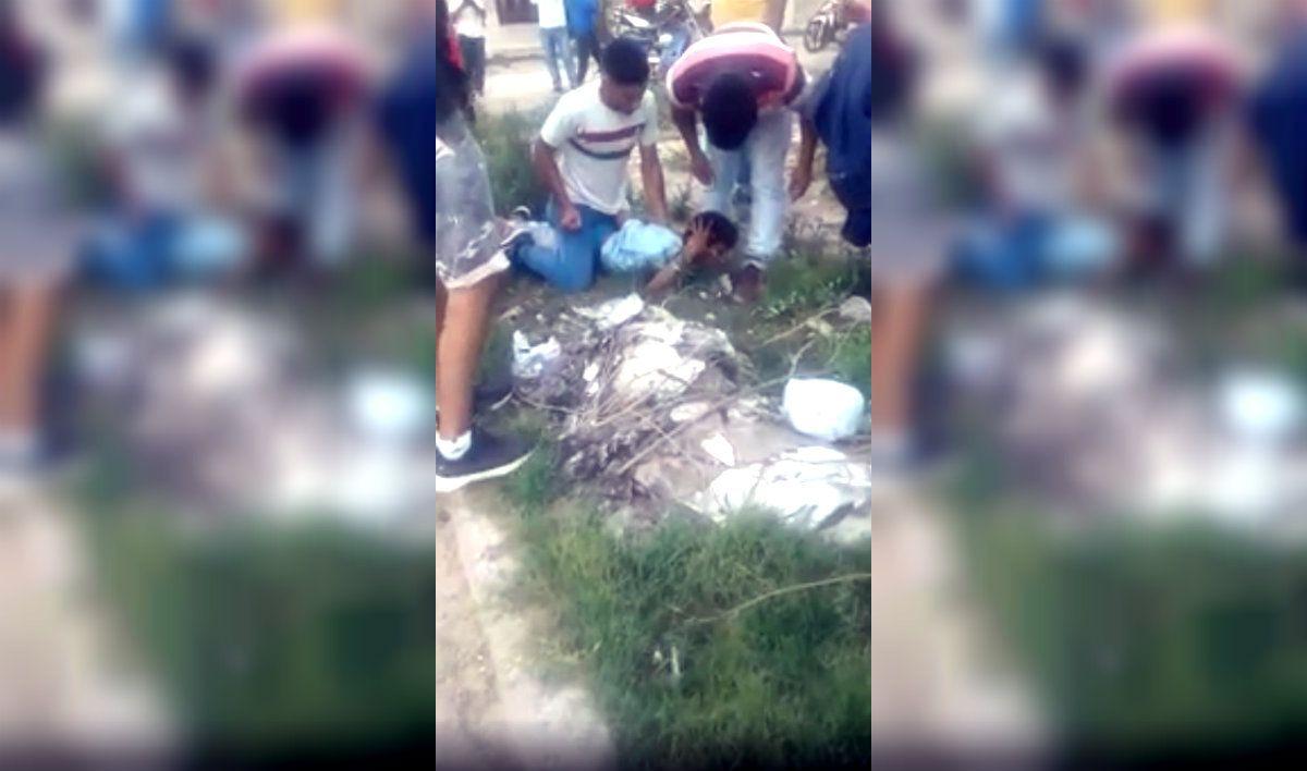 Intentaron linchar a un ladrón que robó una casa en Añatuya