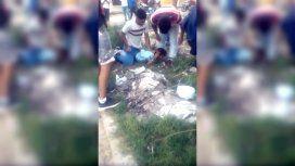 Intentaron linchar a un ladrón que robó una casa en Santiago del Estero