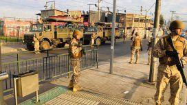 Bullrich puso en duda que los muertos en Chile hayan sido por la represión: Es una guerra