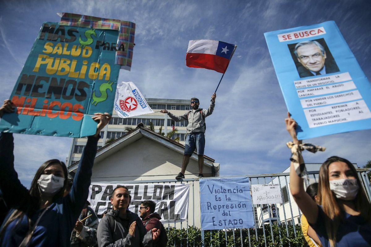 Para Faurie, la brisita bolivariana tiene una intención de intervenir sobre nuestros países