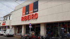 Crisis sin freno: cierre de sucursales de Ribeiro y más de 1500 puestos en riesgo