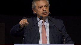 Alberto desmintió haber acordado con el gobierno de Macri la suba de combustibles
