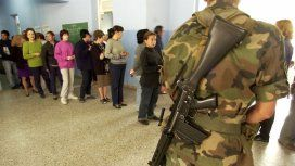 El Gobierno desplegará un operativo de seguridad en la frontera para las elecciones
