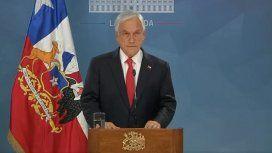 Piñera no vendrá a la asunción de Alberto por la desaparición del avión militar