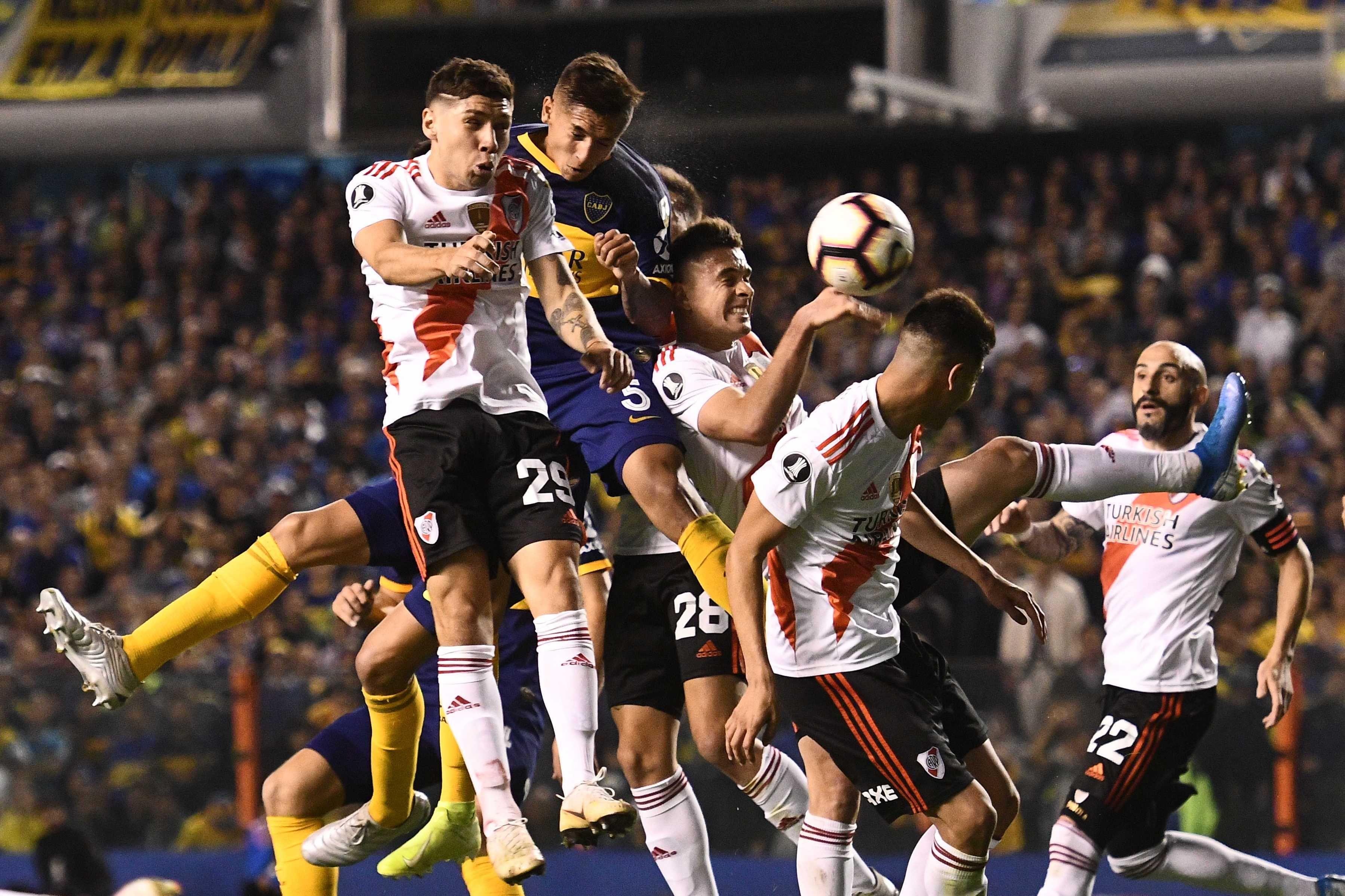 River volvió a eliminar a Boca y jugará la final de la Copa Libertadores
