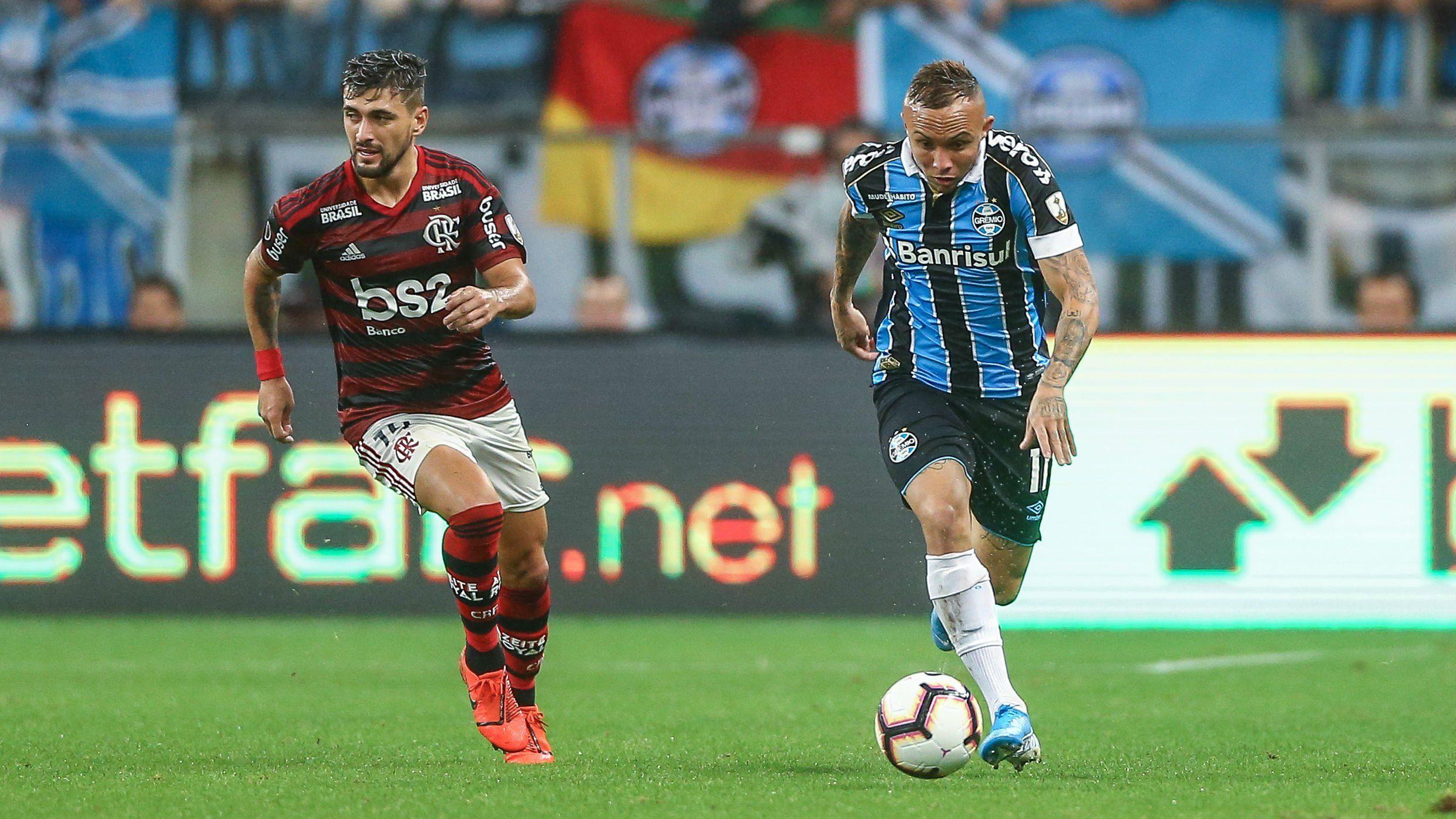 Flamengo vs. Gremio por la semifinal de la Copa Libertadores: horario, formaciones y TV