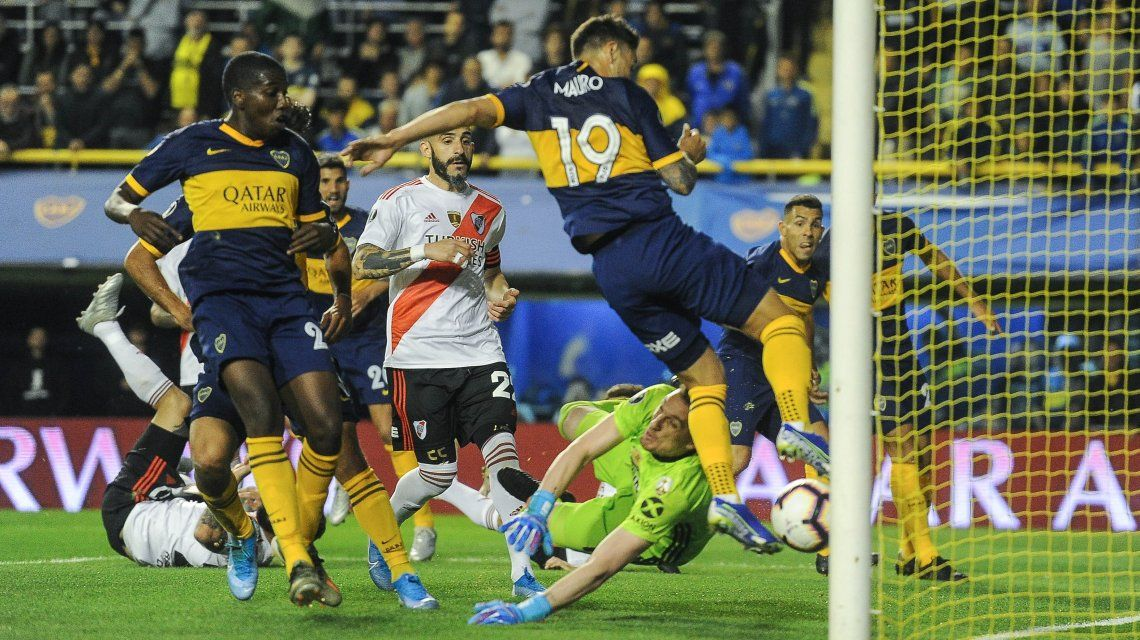 River, otra vez finalista: perdió con Boca en La Bombonera, pero avanzó por la diferencia del Monumental