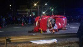 Un automovilista embistió una manifestación y mató a dos personas en Chile