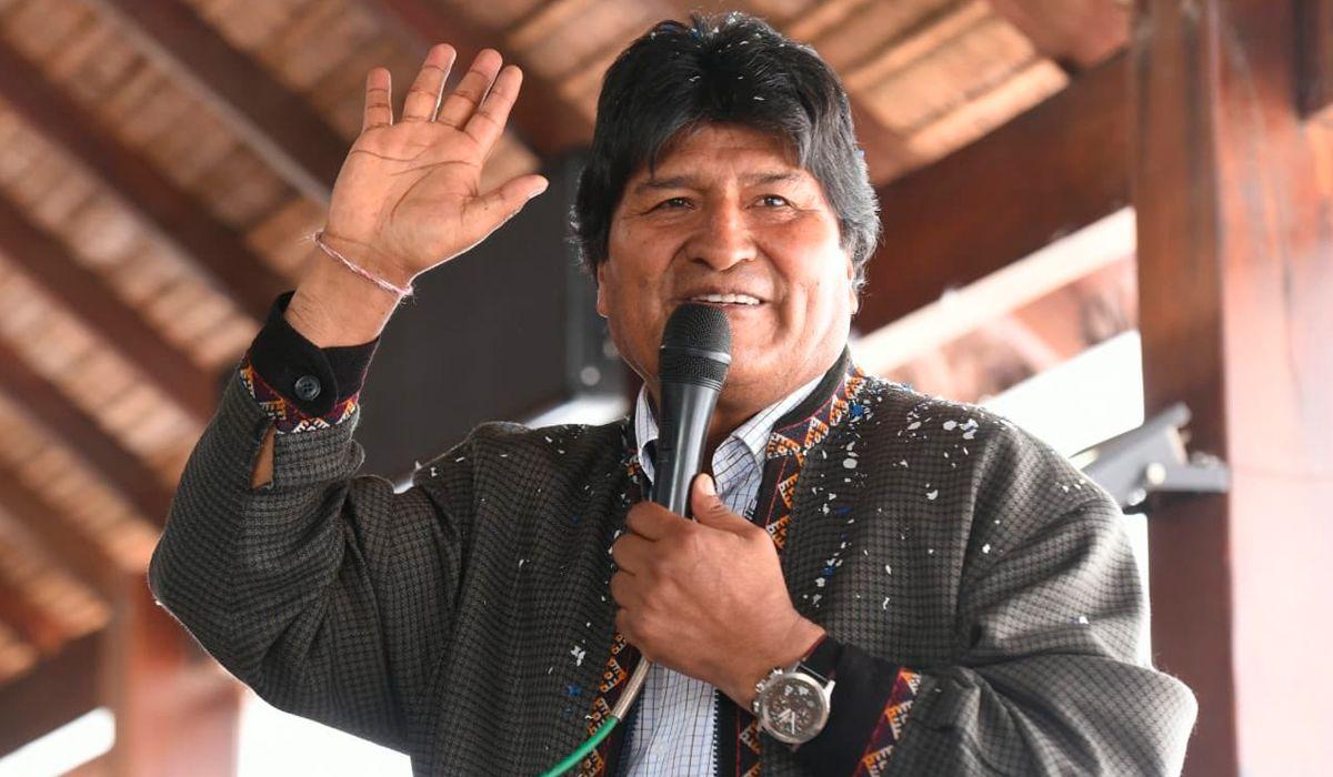 Esta noche, entrevista exclusiva de Gustavo Sylvestre a Evo Morales en C5N