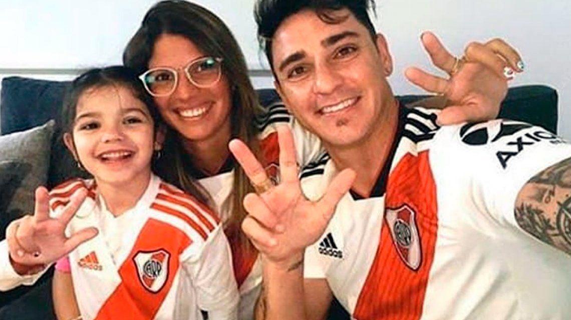 Polémica: Fernando Zampedri festejó el triunfo de River y también cargó a Boca