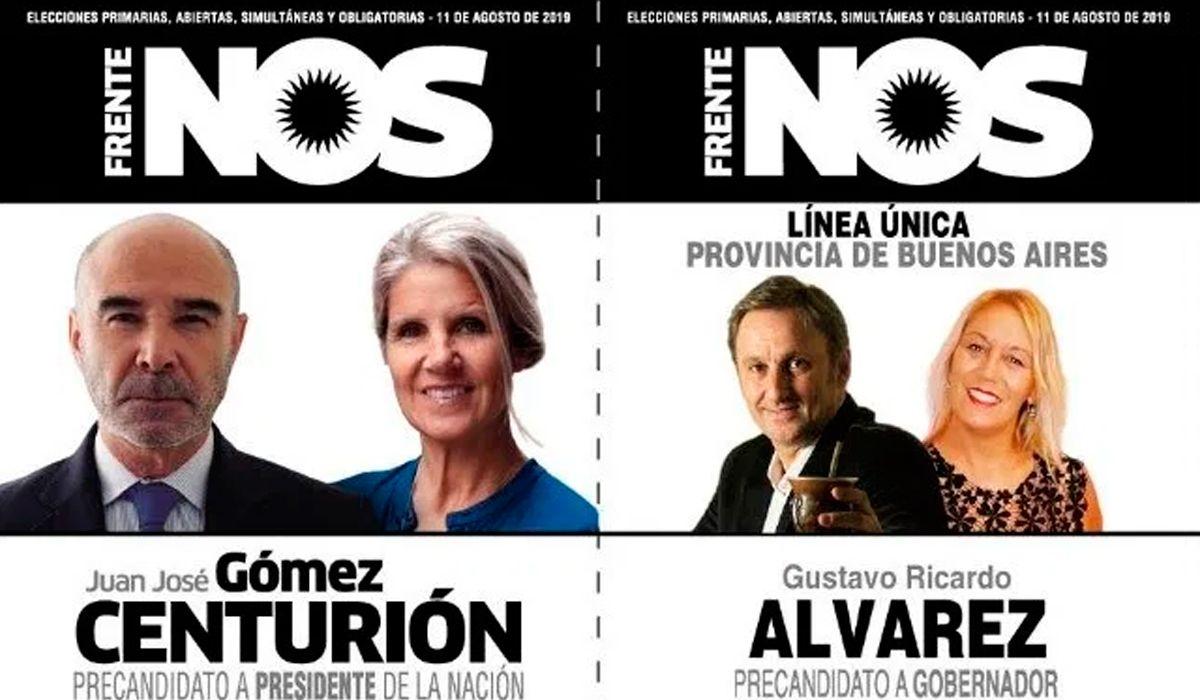 El candidato a gobernador de Gómez Centurión pidió votar a Macri y Vidal