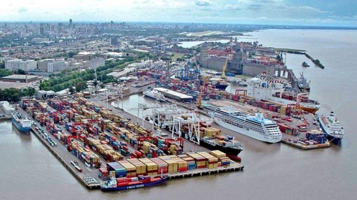 Denuncian penalmente a las autoridades del Puerto de Buenos Aires por maniobras en el traspaso a la Ciudad