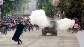 Ya hay más de 2.500 los heridos en Chile por el estallido social