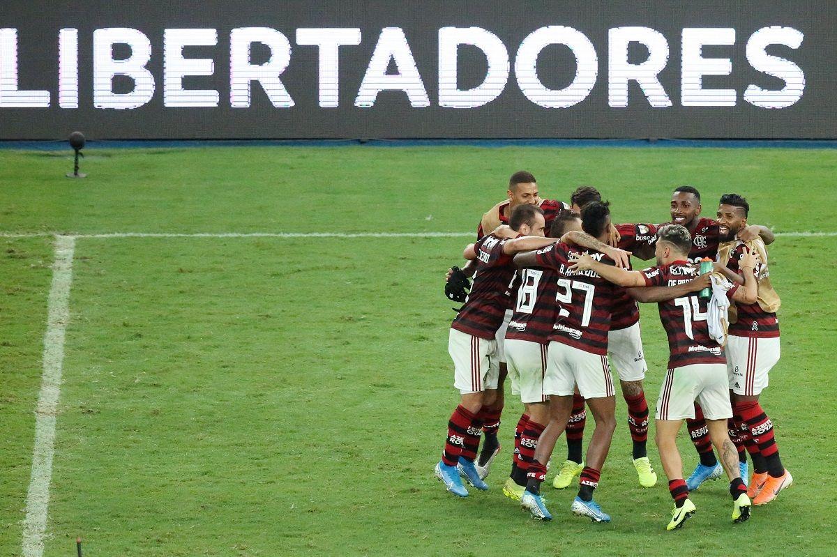 Flamengo goleó a Gremio y jugará la final de la Copa Libertadores ante River