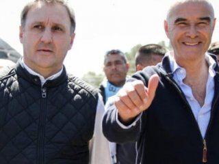 Gustavo Álvarez y Juan José Gómez Centurión