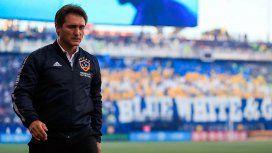 Déjà vu: Guillermo fue eliminado en la MLS por su clásico rival
