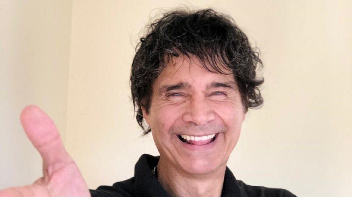Claudio María Domínguez te invita a una vida lejos de la queja constante