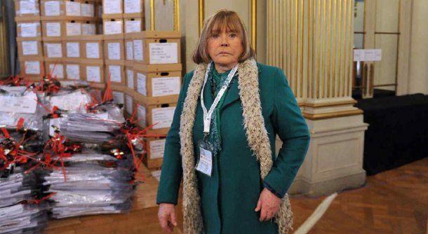 Jueza María Romilda Servini