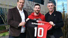 ¿Qué chances hay de que Messi llegue a Newells?