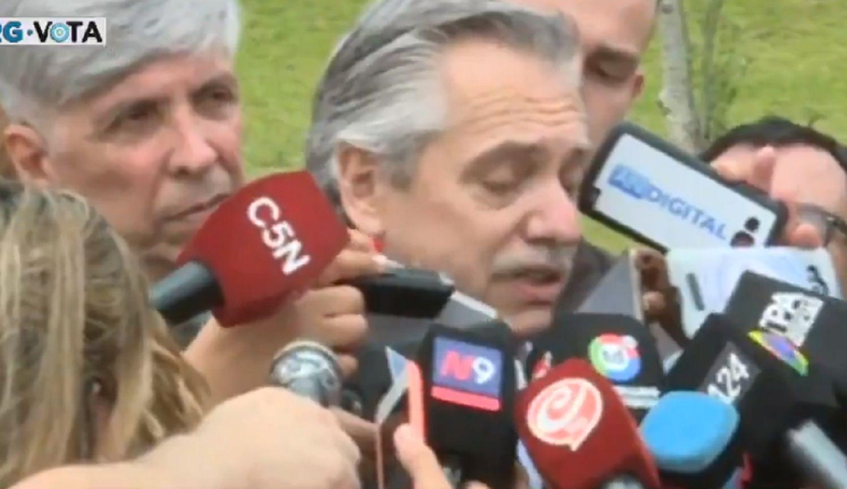 La emoción de Alberto Fernández al recordar a Néstor Kirchner