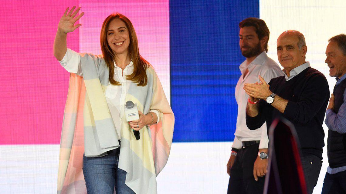 Sin síntomas, María Eugenia Vidal realiza el aislamiento en su casa tras dar positivo de coronavirus