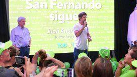 Juan Andreotti fue elegido intendente de San Fernando con más del 65% de los votos