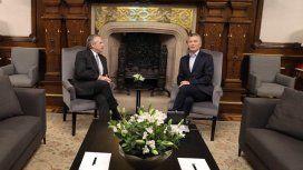 Macri le pidió a Alberto Fernández que reconozca a Añez como presidenta de Bolivia