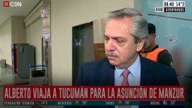 Alberto, tras la reunión con Macri: Ambos queremos una transición tranquila