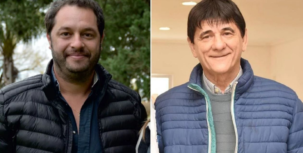 Juan Cravero y Juan Carlos Gasparini