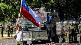 Nueva jornada de protestas en Chile: El enroque de gabinete no sirvió para garantizar la normalidad