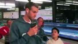 VIDEO: Gareth Bale le negó un autógrafo a un nene
