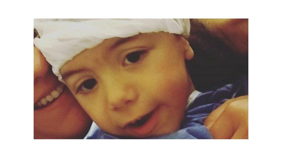 ¡Una ayuda para Santino! Tiene parálisis cerebral y para tratarse necesita juntar $500 mil