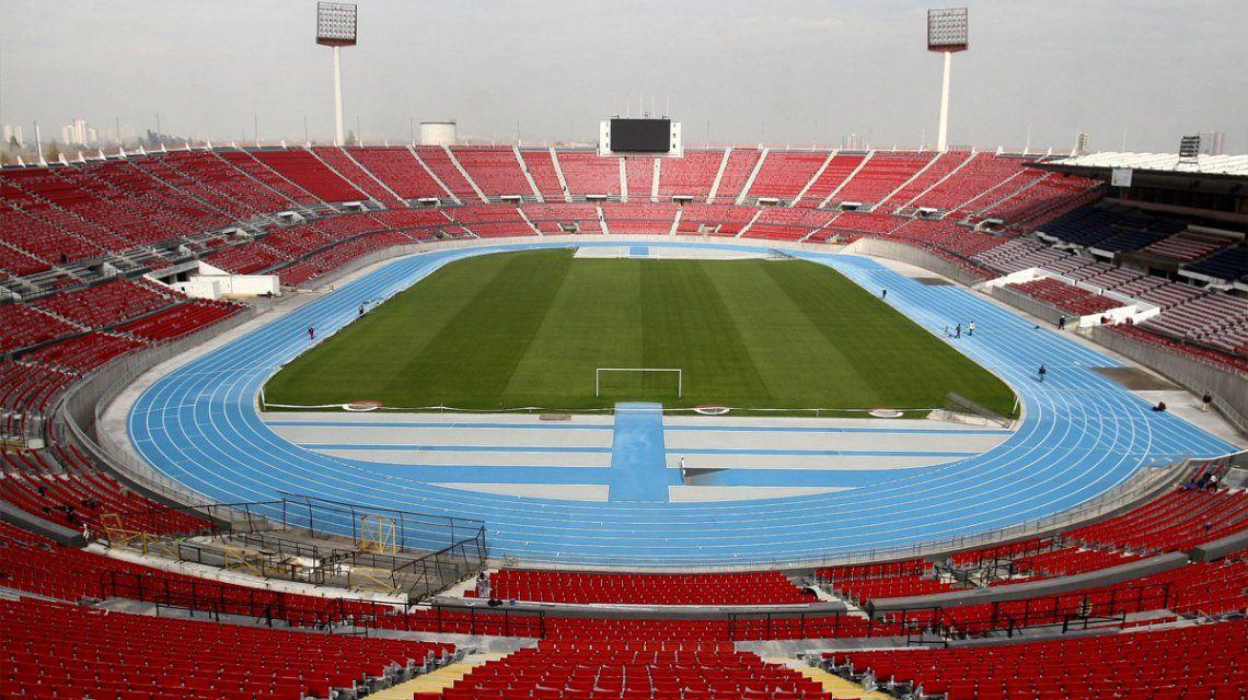La final de la Copa Libertadores entre River y Flamengo se jugará en Santiago de Chile