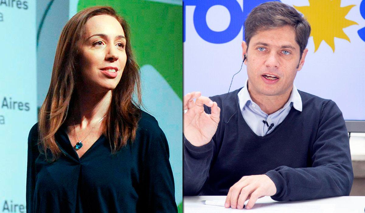 Arranca la transición en la Provincia: Vidal y Kicillof se reúnen este jueves